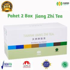 Beli Barang Tiens Pelangsing Paket 2 Box Tea Free Member Card Afi Herbal Promo 2 Online
