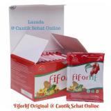 Harga Pelangsing Fiforlif Original Fiforlife Fiforlift Jus Minuman Diet Fiforlif Diet Mudah Dan Enak Branded