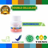 Harga Pelangsing Herbal Double Cellulose Tiens 60 Kapsul Tiens Internasional Baru