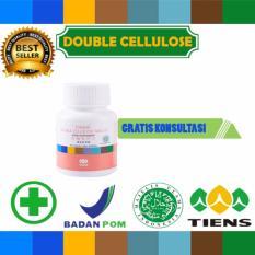 Review Tentang Pelangsing Herbal Double Cellulose Tiens 70 Kapsul