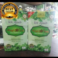 Peluntur Lemak Detox Lemak Teh Ajaib Magic Tea Detox Lemak Herbal Keluarga Murah Di Bali