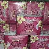Beli Pembalut Herbal Bio Sanitary Pad Night Use 1 Ball Isi 8 P*ss