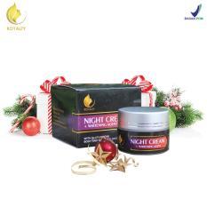 Harga Pemutih Wajah Alami Penghilang Keriput Dan Noda Hitam Pada Wajah Royalty Night Cream Whitening Royalty Cosmetic Online