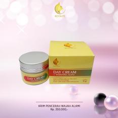 Pemutih Wajah Alami Yang Ampuh Dan Rekomendasi Dokter Royalty Cosmetic Day Cream Cream Pemutih Wajah Yang Bagus Dan Aman Bpom 100{55e037da9a70d2f692182bf73e9ad7c46940d20c7297ef2687c837f7bdb7b002} Produk Asli Dan Halal Mencerahkan Dan Memutihkan Wajah Dan Menghilangkan Flek Hitam Di Wajah