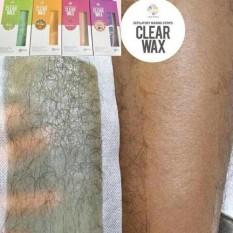 Harga Pencabut Bulu Clear Wax All Wax 4 In 1 Waxing Original Thailand Universal Original