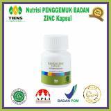 Beli Penggemuk Badan Herbal Tiens Zinc 60 Kapsul Cicilan