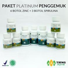 Harga Penggemuk Badan Tiens Paket Platinum Best Seller Jawa Timur