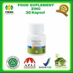 Toko Penggemuk Badan Zinc 30 Kapsul Tiens Supplement Di Jawa Timur