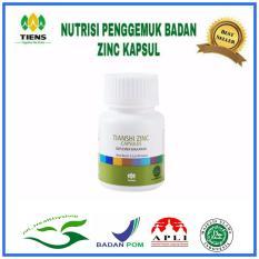 Toko Penggemuk Zinc 30 Kapsul Online Di Indonesia
