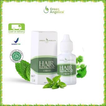 Harga Penghilang Bulu Tanpa Sakit Green Angelica Hair Removal Perontok Bulu Secara Tradisional 100 Original Product Dan Halal Online