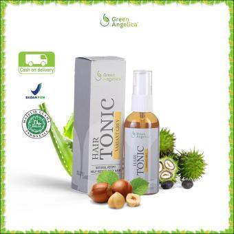 Beli Penghitam Rambut Alami Dan Permanen Green Angelica Hair Tonic Variant Grey Obat Uban Tercepat 100 Original Product Dan Halal Secara Angsuran