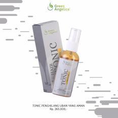 Jual Penghitam Rambut Uban Green Angelica Hair Tonic Variant Grey Obat Uban Penghitam Rambut Obat Uban Permanen 100 Alami Online Jawa Timur
