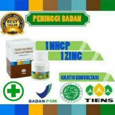 Spesifikasi Peninggi Badan Herbal Tiens Nhcp Zinc Promo Murah Yang Bagus Dan Murah