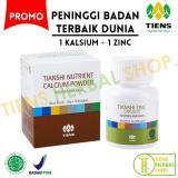 Cara Beli Peninggi Badan Obat Peninggi Badan Tiens Nutrient High Calsium Powder Dan Zinc Promo