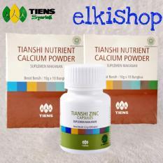 Dimana Beli Peninggi Badan Terbaik Dunia Nutrient Hight Calsium Powder Dan Zinc Tiens Free Membership Tiens