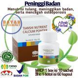 Harga Best Seller Tiens Peninggi Badan Terbaik Nutrient High Calcium Powder Zinc Capsule 100 Herbal Free Gift Free Konsultasi By Afiyah Herbal Termahal