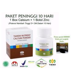 Diskon Peninggi Badan Tiens Nutrient Hight Calsium Powder Dan Zinc