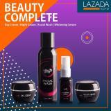 Spesifikasi Aura Beauty Cream Krim Perawatan Pemutih Wajah Dengan Alpha Arbutin Terbaik Terdaftar Badan Pom Dan Dijamin Halal Lengkap Dengan Harga