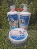 Perawatan Faylacis Goat Milk Lulur Lotion Sabun Cair Asli