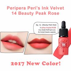 Promo Toko Peripera Peri S Ink Velvet 14 Beauty Peak Rose