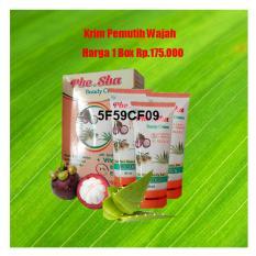 Phe Sha Beauty Cream Pemutih Wajah Permanen - Cream Wajah Herbal yang Cocok untuk semua jenis kulit