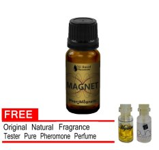 Harga Pheromagnetic Original Pheromone Concentrate Magnet For Men Oil Based 10 Ml Free Natural Fragrance