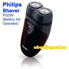 Spesifikasi Philips Electric Shaver Pq206 Aa Battery Powered Philips Terbaru