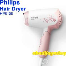 Harga Philips Hair Dryer Hp 8108 Pink 400Watt Satu Set