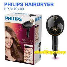 Philips Hair Dryer HP 8119 Black