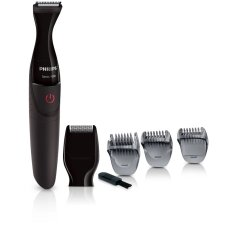 Review Philips Multi Grooming Mg1100 Hitam Terbaru