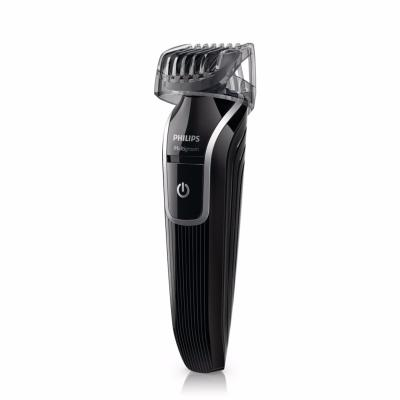 Jual Philips Multigroom Series 3000 3 In 1 Beard Detail Trimmer Qg3320 Hitam Philips Online