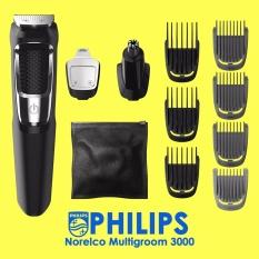 Jual Philips Norelco Multigroom Series 3000 13 Lampiran Mg3750 Intl Satu Set