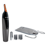 Review Philips Nt3160 Nose Trimmer 3000 Series Hitam Philips Di North Sumatra
