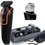 Spesifikasi Philips Qg3340 Water Proof Rechargeable Multigroom Grooming Kit Hitam Terbaru