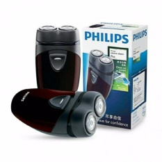 Philips Shaver PQ-206 Electric Alat Cukur Kumis dan Jenggot -trimmer