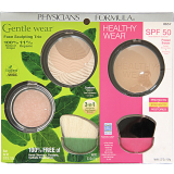 Review Physicians Formula Healthy Wear Pressed Bronzer Gentle Wear 100 Natural Origin Face Sculpting Trio Mineral Wear Talc Free Mineral Blush Di Dki Jakarta