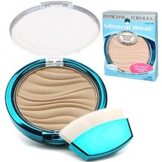 Jual Physicians Formula Mineral Wear Talc Free Mineral Airbrushing Pressed Powder Spf 30 Beige 7588 Antik