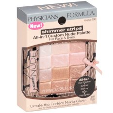 Model Physicians Formula Shimmer Strips All In 1 Custom N*d* Palette For Face Eyes Natural N*d* Terbaru