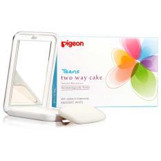 Promo Pigeon Two Way Cake Innocent White 14G Pigeon Terbaru