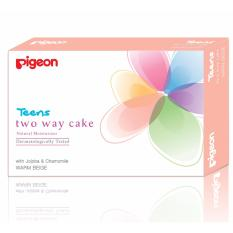 Harga Pigeon Two Way Cake Warm Beige 14Gr Pr080402 Dan Spesifikasinya