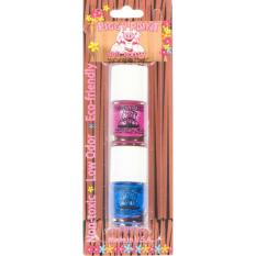 Toko Piggy Paint G*rl Rule Tea Party For Two Two Mini Pack Nail Polish Terdekat