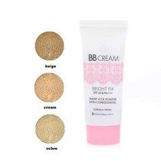 Pixy BB Cream  Bright Fix -  warna Ochre - 30ml