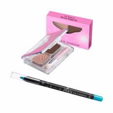 Jual Pixy Line And Shadow Mint 1 2 Gr Eyeshadow Bronze Delight 05 2 8 Gr Pixy Original