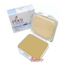 Pixy UV Whitening Two Way Cake Refill Yellow Beige