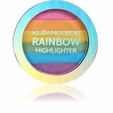 Harga Pokiegold Kleancolor Highlighter Rainbow Kleancolor Baru