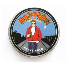 Jual Pomade Dappers The Rebels Strong Hold Pomade Minyak Rambut Branded Murah
