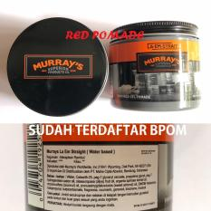 Beli Pomade Murray S Murrays La Em Strait Waterbased Water Based Sudah Bpom Free Sisir Saku Pomade Murray S Asli