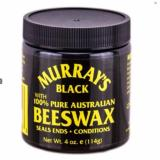 Jual Pomade Murrays Beeswax Black Ori