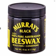 Beli Pomade Murrays Beeswax Black Seken