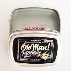 Pomade Oh Man! Mystic Grey Heavy Water Based / Waterbased